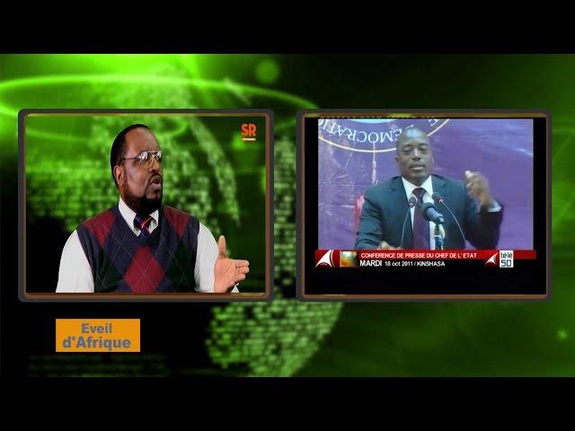 Eveil D'Afrique Eps 12, Agressivite Du Regime de Joseph Kabila