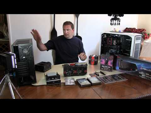 Extreme Gaming PC  How to build  Part 1 Components (ASUS)