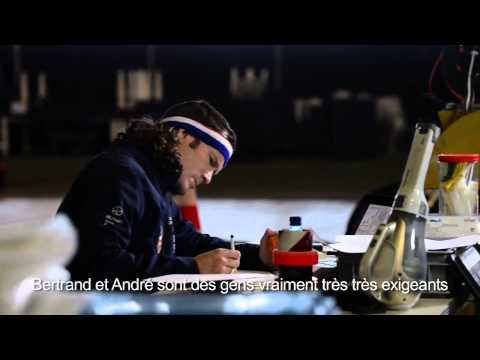 Solar Impulse - Behind-the-Scenes: Bathroom by Brian French Subtitle
