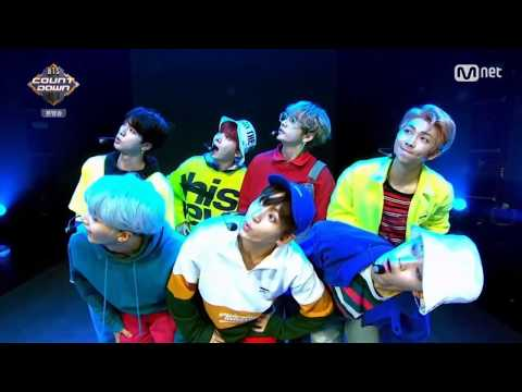 BTS (방탄소년단) - 고민보다 Go (BTS COUNTDOWN 20171012 @ M COUNTDOWN)