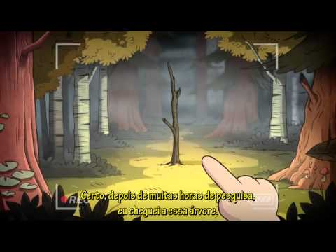 Hide Behind - Gravity Falls - Legendado PT-BR