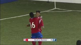 CU17 PAN: Costa Rica vs Cuba Highlights