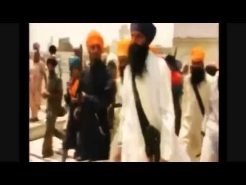 Shaheed Sant Jarnail Singh Ji Khalsa Bhindranwale **NEW SONG...