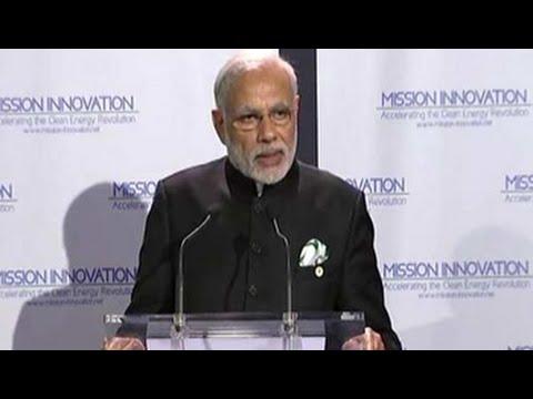 Advanced nations should take lead, PM Modi tells Paris Climate Summit