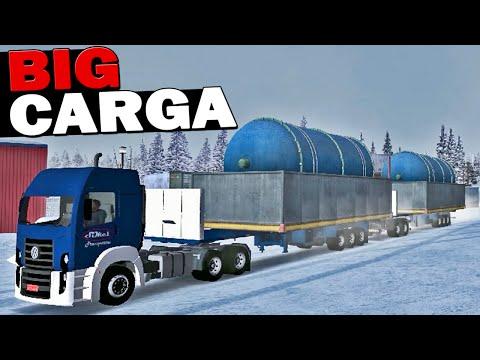 18 WoS Extreme Trucker 2 - Carga Gigante