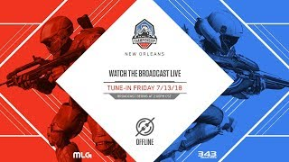 HCS New Orleans - Day 1