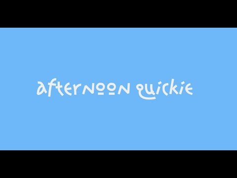Afternoon Quickie - Micro Lite #1