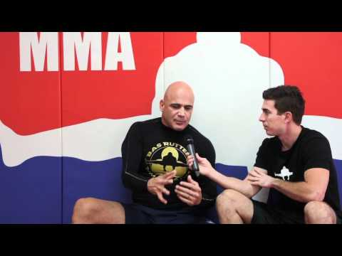 Bas Rutten talks O2 Trainer, Gohkan Saki and more.