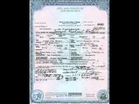 Proof That Birth Certificates Are Traded On NYSE Stock Exchange