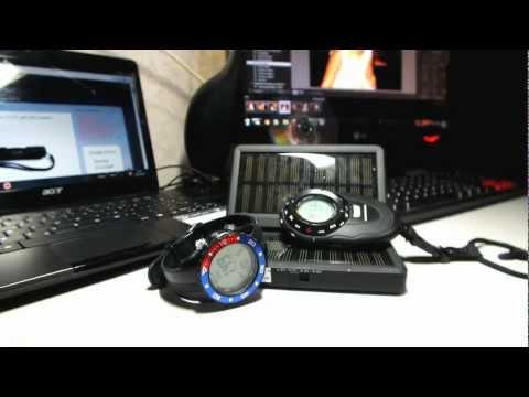 Teste de Gravação Fujifilm HS20 - Reviews em Video