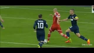 Arjen Robben Best Skills  Runs vs Great Players