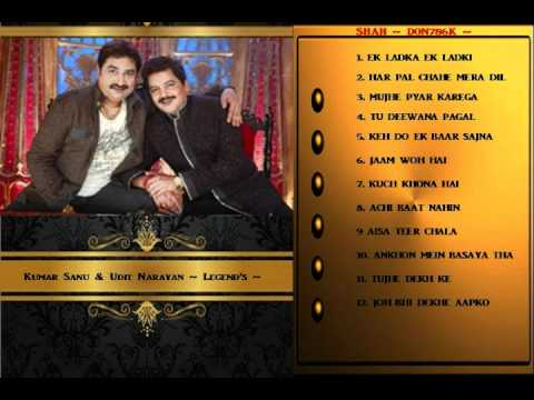 Kumar Sanu &amp; Udit Narayan Full Songs Playlist Jukebox (Click On The Songs)