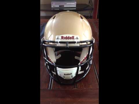 Riddell REVO SPEED and S2BD-SW-SP face mask review