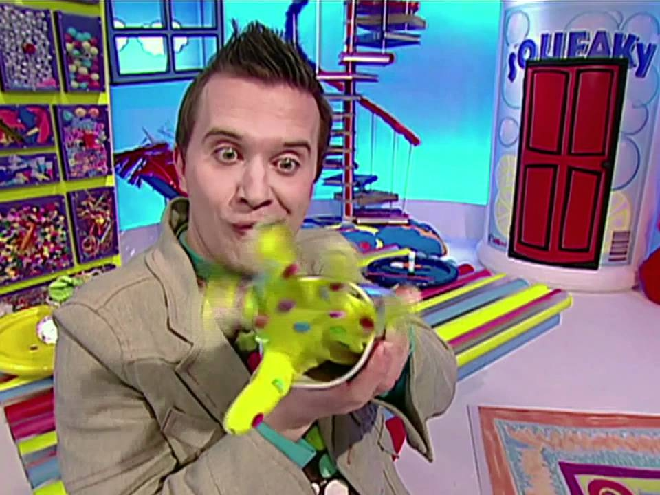 come and make fun things with mister maker youtube