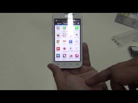 LG Optimus L5 II Dual E455 обзор от Quke.ru