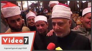 """بالفيديو..نصر فريد واصل: إسلام بحيرى """"جاهل"""" ولا فائدة من مناظرته"""