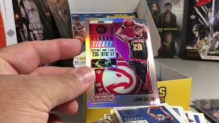 Opening a Hobby Box of 2018-19 Panini Contenders NBA Basketball Cards