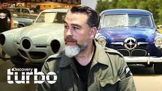 ¡Un Studebaker Champion recibe cambio total! | House of cars | Discovery Turbo