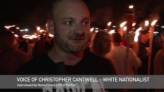 "Phone Interview: Christopher Cantwell on Warrants Following ""Unite the Right"""