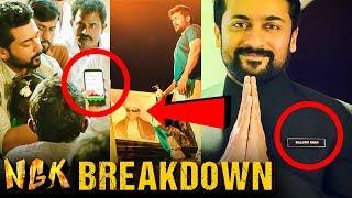 NGK Teaser Breakdown | Suriya | Sai Pallavi Rakul Preet | Yuvan Shankar Raja | Selvaraghavan