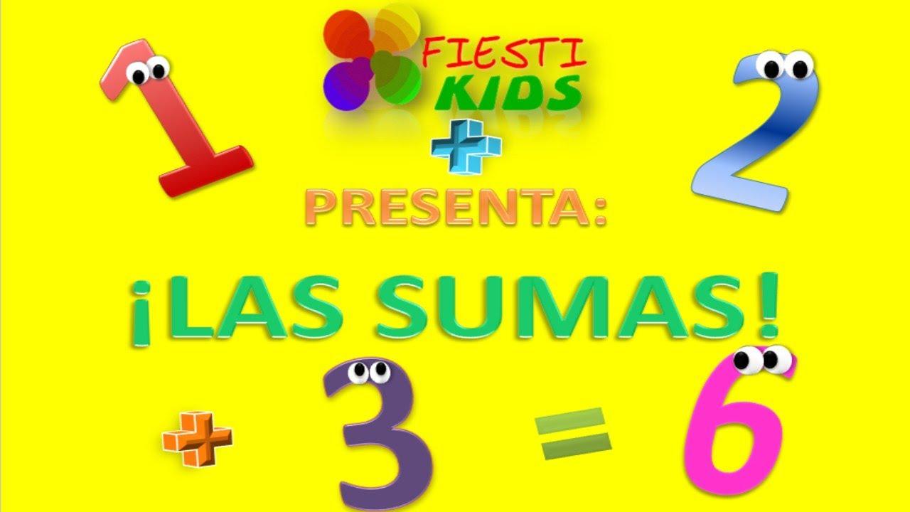 Aprendiendo a sumar las sumas para ni os additions in for Actividades para jardin infantil