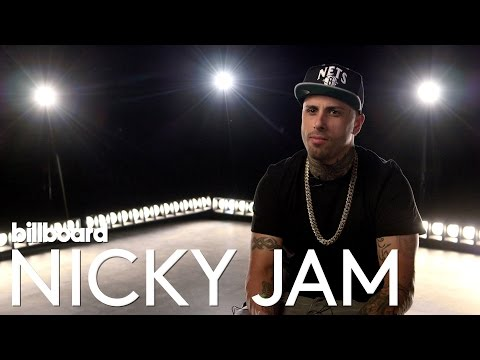 Nicky Jam Interview: Surviving a Downfall & Enrique Iglesias' Advice