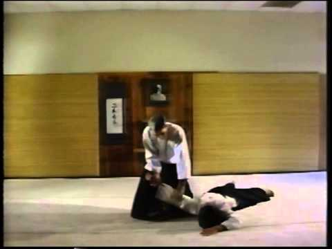 Aikido Tanto Dori Yokomenuchi by Jim Graves, 5th Dan Image 1