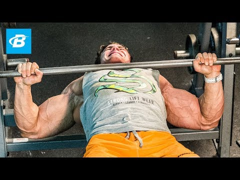 Calum von Moger's 20-Minute Chest Blast