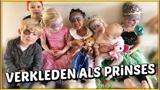 LUCiLLA'S KiNDERFEESTJE 👸🏼 ( 4 jaar) | Bellinga Familie Vloggers #1266