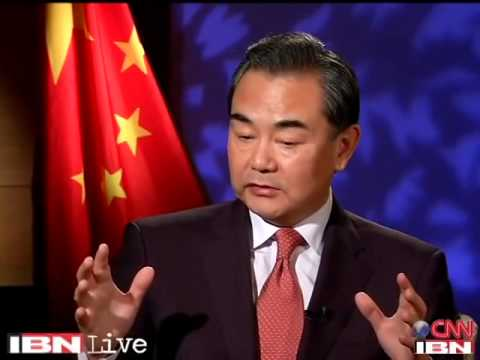 Rise of India & China will make the world more peaceful  Wang Yi