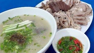Cách Nấu Cháo Lòng ngon hơn chỉ nhờ mọt mẹo rất đơn giản by Hồng Thanh Food