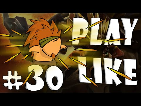 #30 Play like Bristleback (Dota 2 Animation)