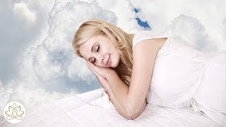 Peaceful Sleep Music: Meditation Music, Music for Sleep, Dreamy  (Sleeping in the Clouds)