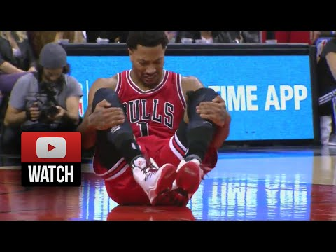 Derrick Rose Full Highlights at Raptors (2014.11.13) - 20 Points, Injury Again!