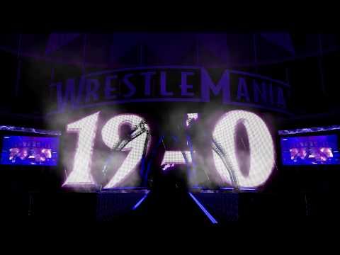 Wwe Wrestlemania 27: The Undertaker 19-0 Pyro Celebration video