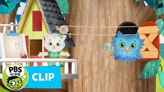 IT'S A BEAUTIFUL DAY IN OUR NEIGHBORHOOD | O and Katerina's Picture Pulley | PBS KIDS