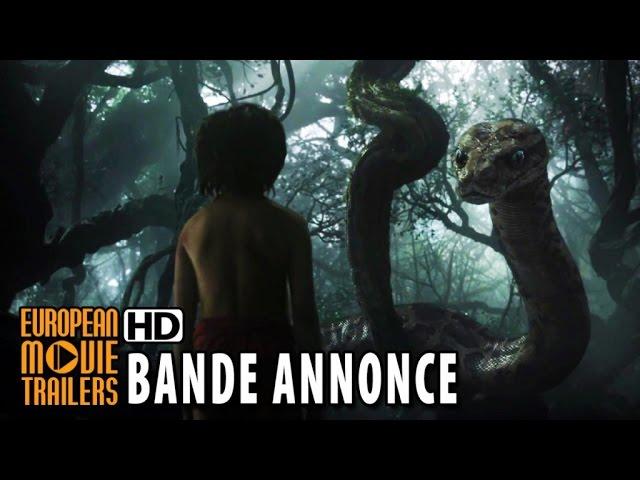 Le Livre de la Jungle Bande-annonce officielle VF (2016) - Idris Elba [HD]
