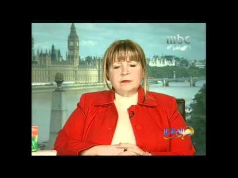 Dr Najat Al-Semawe on MBC TV  15/05/2011