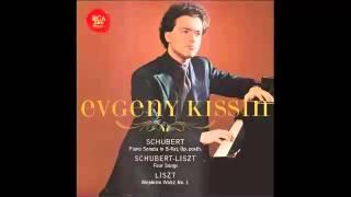 Evgeny Kissin Schubert Liszt Standchen S560 No 7