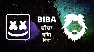 Marshmello X Pritam Biba Feat Shirley Setia Official Audio