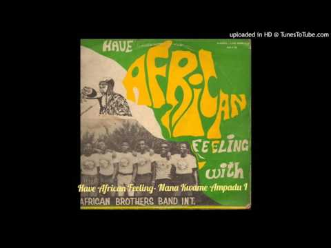 Have African Feeling  (Medley)