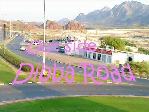 Dibba A Heaven on Earth (Dibba Fujairah)