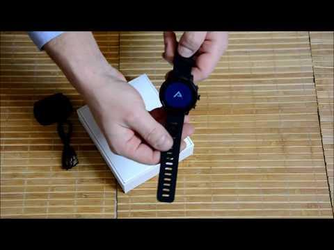 Zakupy z Chin - Gearbest - smartwatch Xiaomi Amazfit 2 Stratos #214