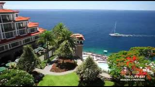 hotel THE CLIFF BAY   Madeira Island