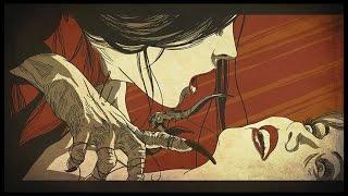 HUNTRESS - Flesh (Lyric Video)