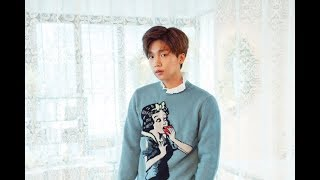 Kpop News _Jeong Sewoon Announces Official Fan Club Name
