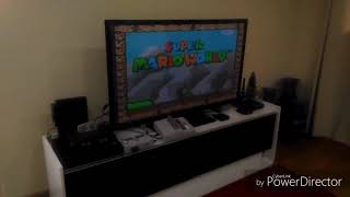 Cabo AV vs Cabo RF Super Nintendo