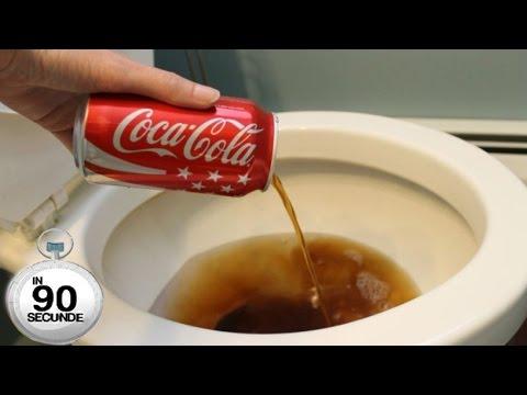 Lucruri nestiute despre CocaCola in 90deSecunde