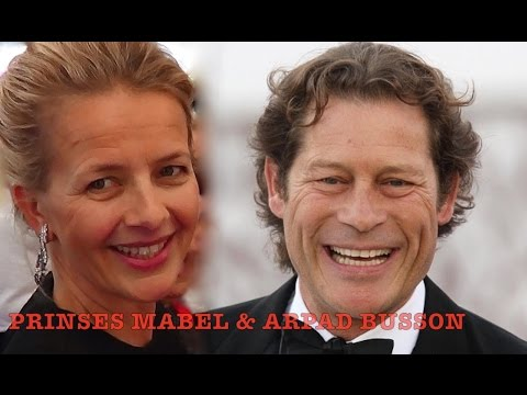 Prinses Mabel en playboy Arpad Busson verliefd?