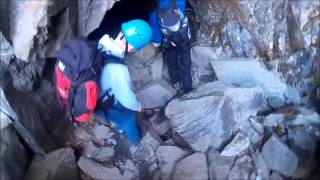 Caving In Little Langdale